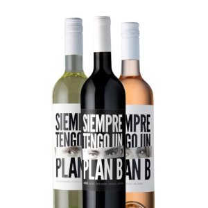 Kit Primavera Plan B Black + Chardonnay + Rose