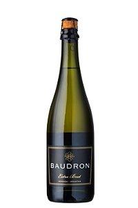 ESPUMANTE ARGENTINO BAUDRON EXTRA BRUT 2017 750ML
