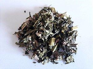 Marihuanilla (Leonurus sibiricus) - Flores e Folhas
