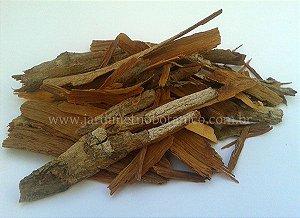 Catuaba (Trichilia catigua) - Cascas em pedaços