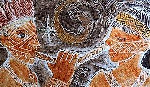 Rapé Sagrado Indígena (Yopo, Hidróxido de cálcio e Mapacho)