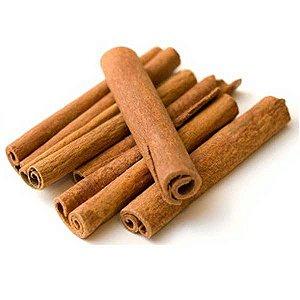 Canela em Pau (Cinnamomum Burmanni) - 20 gramas