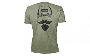 Camiseta Rogue Josh Bridges bigode