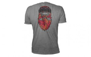 CAMISETA ROGUE LUCAS PARKER BEARD SHIRT