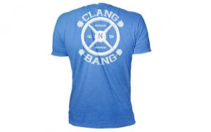 CAMISETA ROGUE DAN BAILEY CLANG-N-BANG
