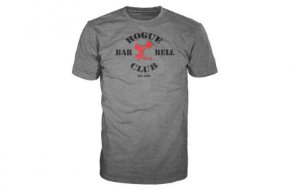CAMISETA ROGUE BARBELL CLUB