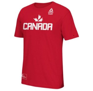 CAMISETA REEBOK CROSSFIT INVITATIONAL 17 TEAM CANADA