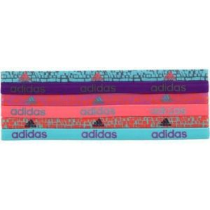 HAIRBAND ADIDAS PACK 6