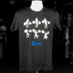 CAMISETA HOOKGRIP SNATCH