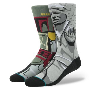MEIA STANCE FROZEN BOUNTY STAR WARS
