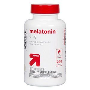 MELATONINA 3MG- 240 TABLETS - UP & UP™