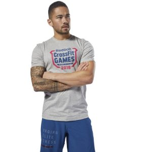 CAMISETA REEBOK CROSSFIT GAMES 2018