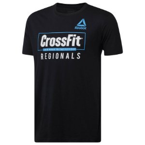 CAMISETA CROSSFIT REGIONALS 2018