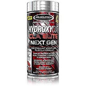 HYDROXYCUT CLA ELITE - 100 CÁPSULAS