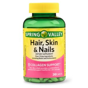 HAIR SKIN & NAILS - 240 Cápsulas