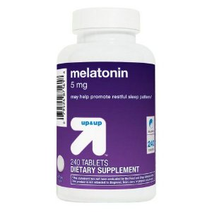 MELATONINA 5MG- 240 TABLETS - UP & UP™