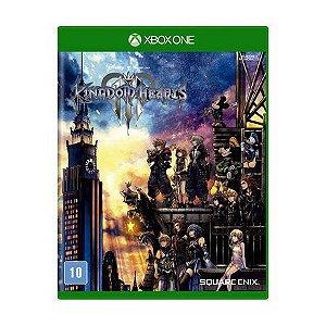 Jogo Kingdom Hearst III - Xbox One