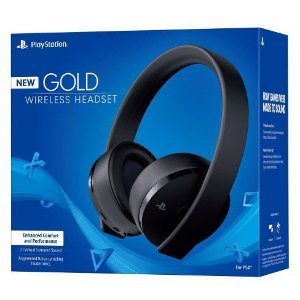 Headset New Gold Wireless 7.1 PS4