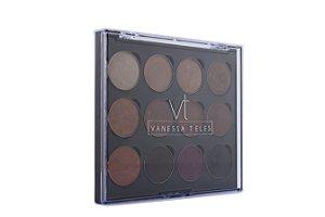 Paleta de Sombra Iamantada - Vanessa Teles