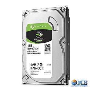 HD  Seagate Barracuda 1 Terabyte SATA - HD09000347