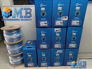 Cabo UTP Categoria 5e para Rede de Dados  100% Cobre HOMOLOGADO - 2301