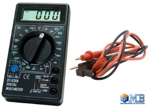Multímetro Digital Multitoc - 830B
