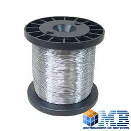 Fio de Aço Inoxidável Para Cerca Elétrica 0,90mm -00100029-090
