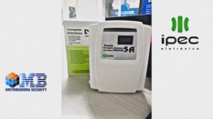 Carregador Eletrônico com Timer digital 5A Ipec