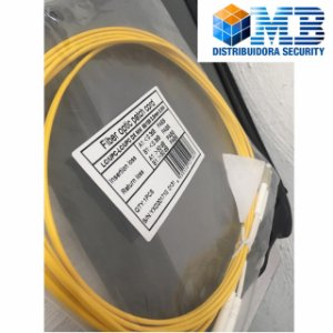 KIT 10 Patch Cord CAT6 - 1,5MM - Amarelo