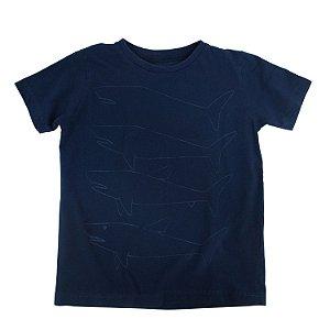 Camiseta Squalo tubarão