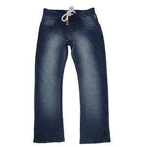 Calça moletom jeans