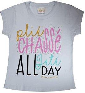 T-Shirt Plié bailarina
