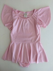 Collant Ballet rosa