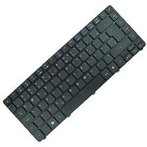 Teclado Acer Aspire Aezq1600010 Zq1 4739z 4738z Português Br