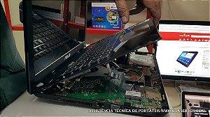 Assistência Técnica de Notebook Asus X451M