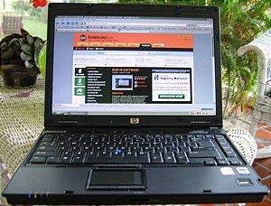 Peças para notebook HP Compaq nc6400