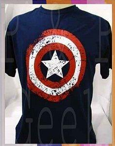 Camiseta - Capitão América