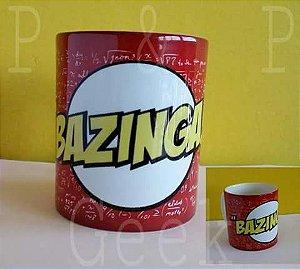 Caneca Bazinga