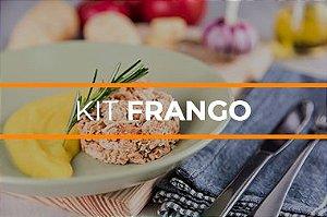 Kit Fit Frango - 30 unidades - 200g