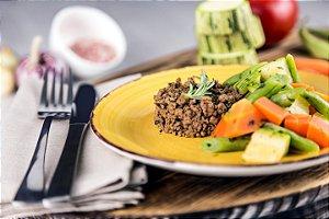 Marmita Fit - Patinho Moído com Legumes