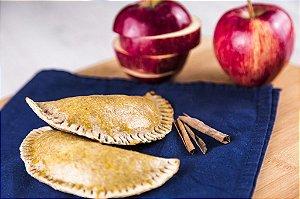 Empanada Integral Grão de Bico - Maçã com Canela