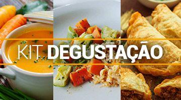 Kit Degustação - 14 un