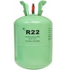 GAS R22 REFRIGERANT 13,600kg