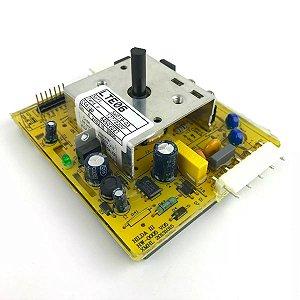 Placa Eletrônica Potência Lavadora Electrolux LTE06 64800653 / 64502027 Original Bivolt