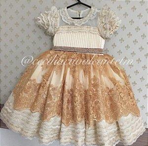 Vestido Realeza
