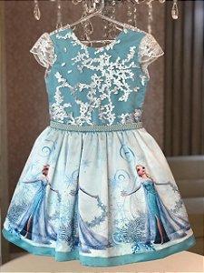 Vestido Frouzen