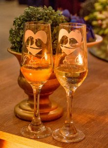 Taça de champanhe SM 186ml personalizada