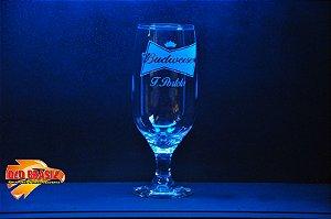 Taça para chopp 300 ml vidro Personalizada