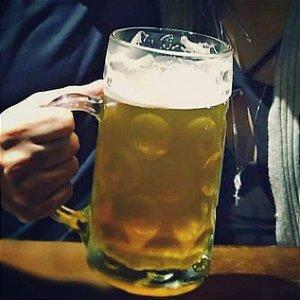 Caneca Cerveja Alemã Mass Krug 1 Litro