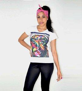 Camiseta Feminina Tupac